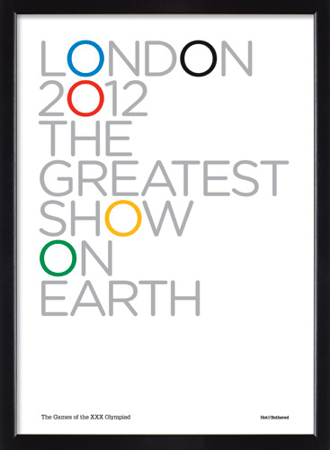 London 2012 poster